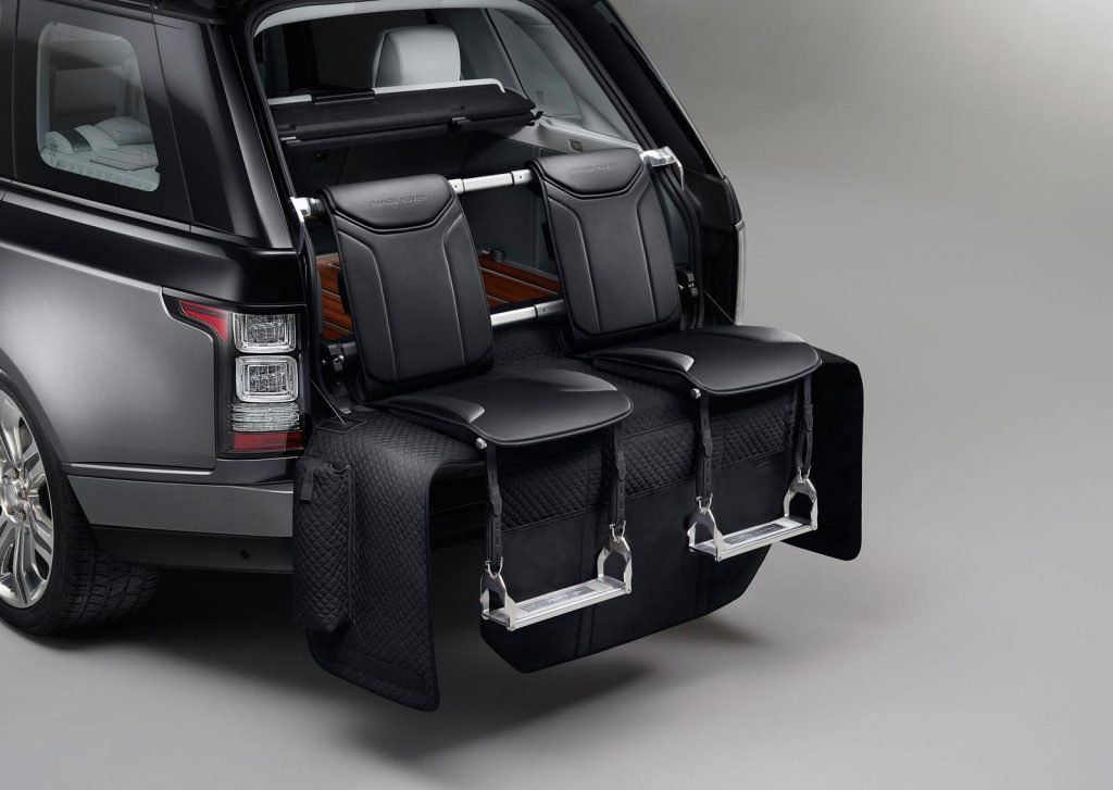 Ranger Rover SV AUtobiography Picnic The Luxury Trends