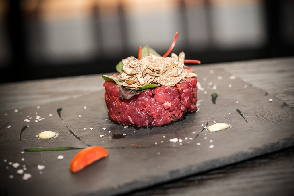 Tartare Harrods Restaurante The Luxury Trends