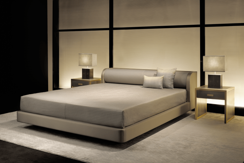 Dormitorio Casa Armani The Luxury Trends