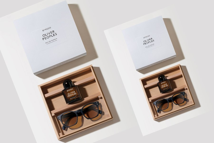 Oliver Peoples y Byredo The Luxury Trends