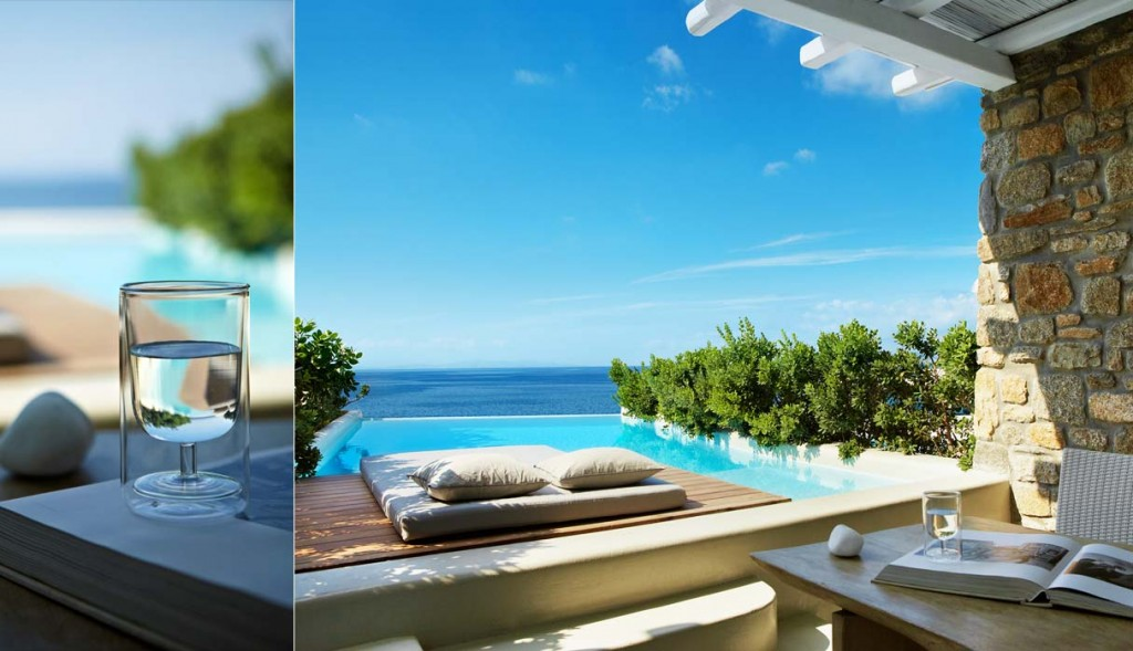 pool hotel cavo tagoo The Luxury Trends