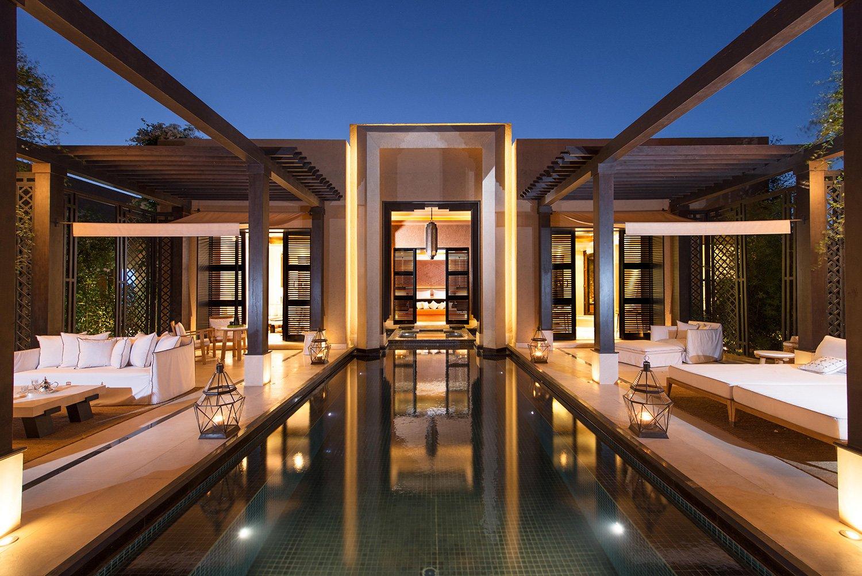 Hotel mandar n oriental ampl a su oferta a marrakech the for Hotel design marrakech