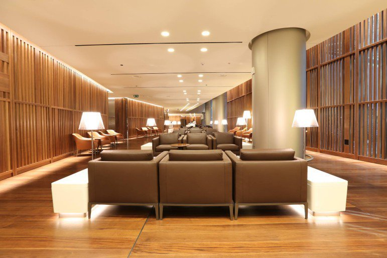 lounge aeropuerto doha The Luxury Trends