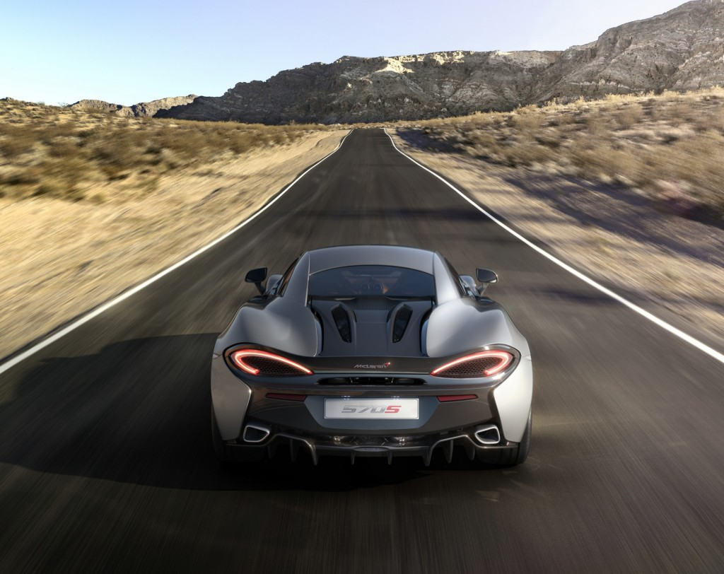 Mclaren Coupé 570s The Luxury Trends