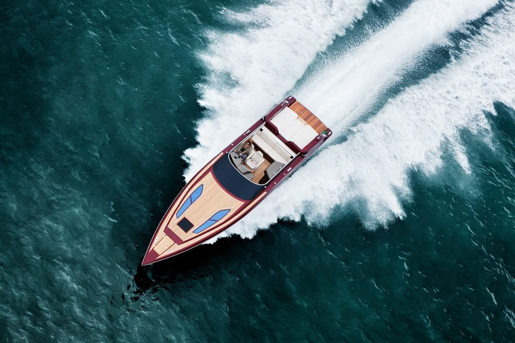 new intermarine 48 offshore The Luxury Spain