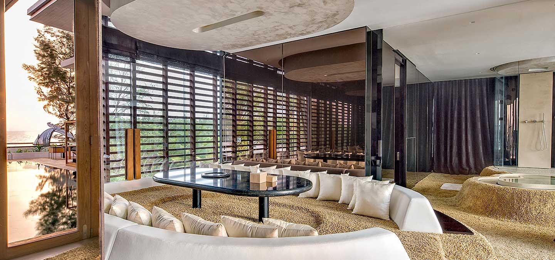 Muebles Tailandia Stunning Las Maderas De Esta Credenza De  # Muebles Tailandia