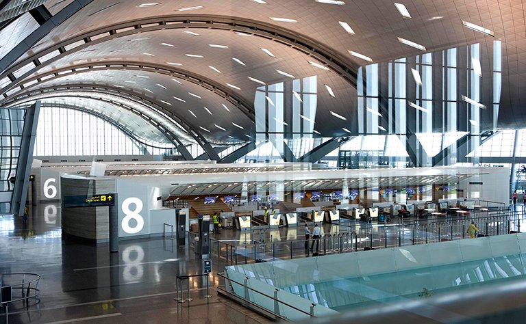 qatar airport luxury The Luxury Trends