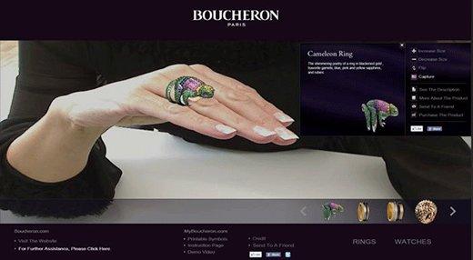Realidad aumentada lujo The Luxury Trends