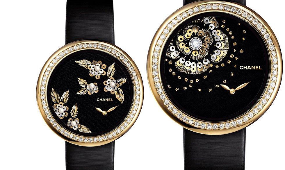 Los relojes Mademoiselle Privé, un lujo para los amantes de Chanel