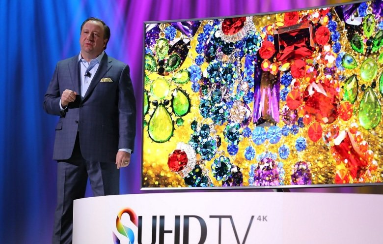 Televisores Samsung S-UHD The Luxury Trends
