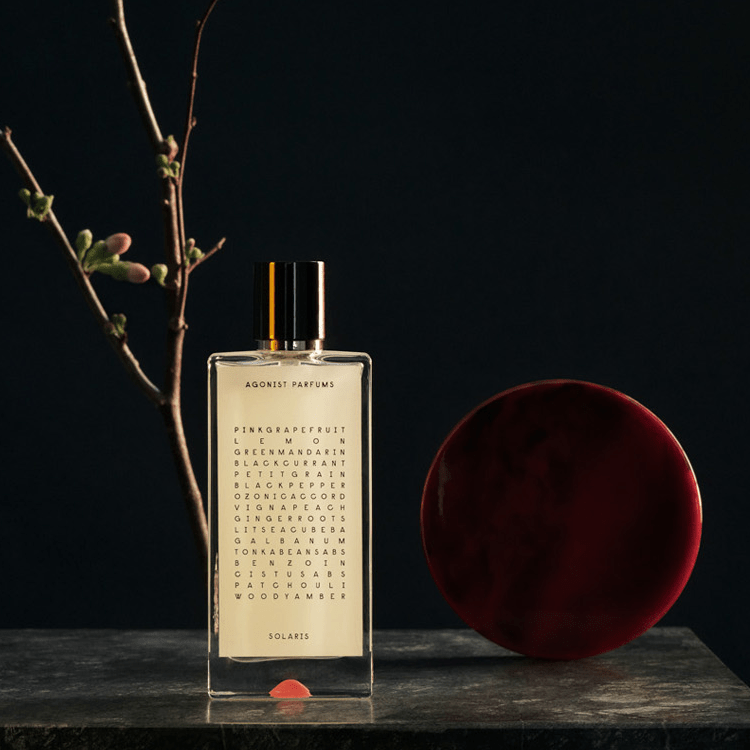 Agonist Parfums Solaris The Luxury Trends