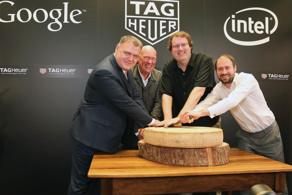 Colaboracion Tag Heuer Google Intel The Luxury Trends