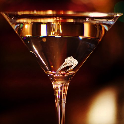 Diamond is forever cocktail The Luxury Trends