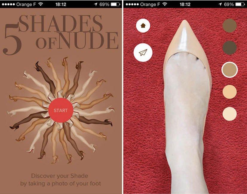 Louboutin-Shades-App