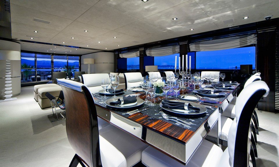 Mondomarine Magnifiq Yacht