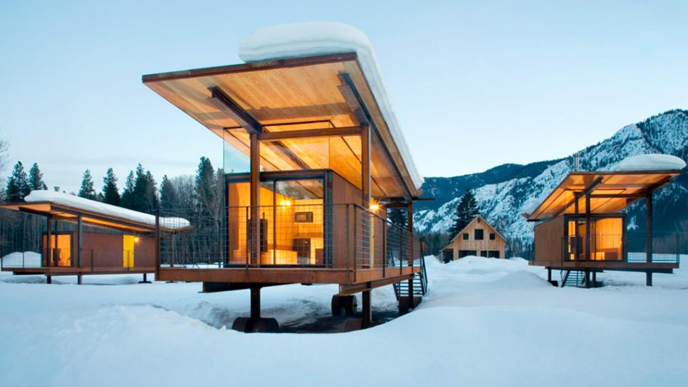 Rolling Huts The Luxury Trends