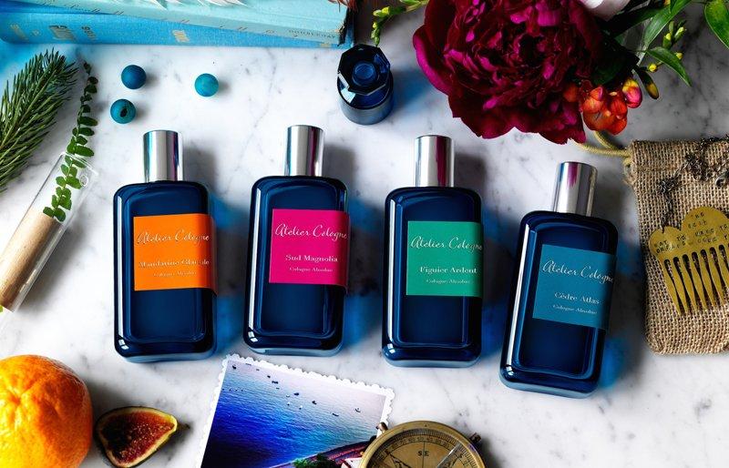 Atelier Cologne, viaje por el mundo a través del olfato