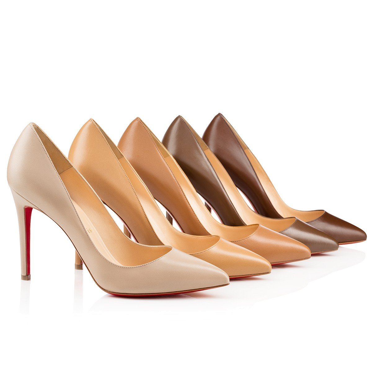 Five Shades of Nude de Christian Louboutin