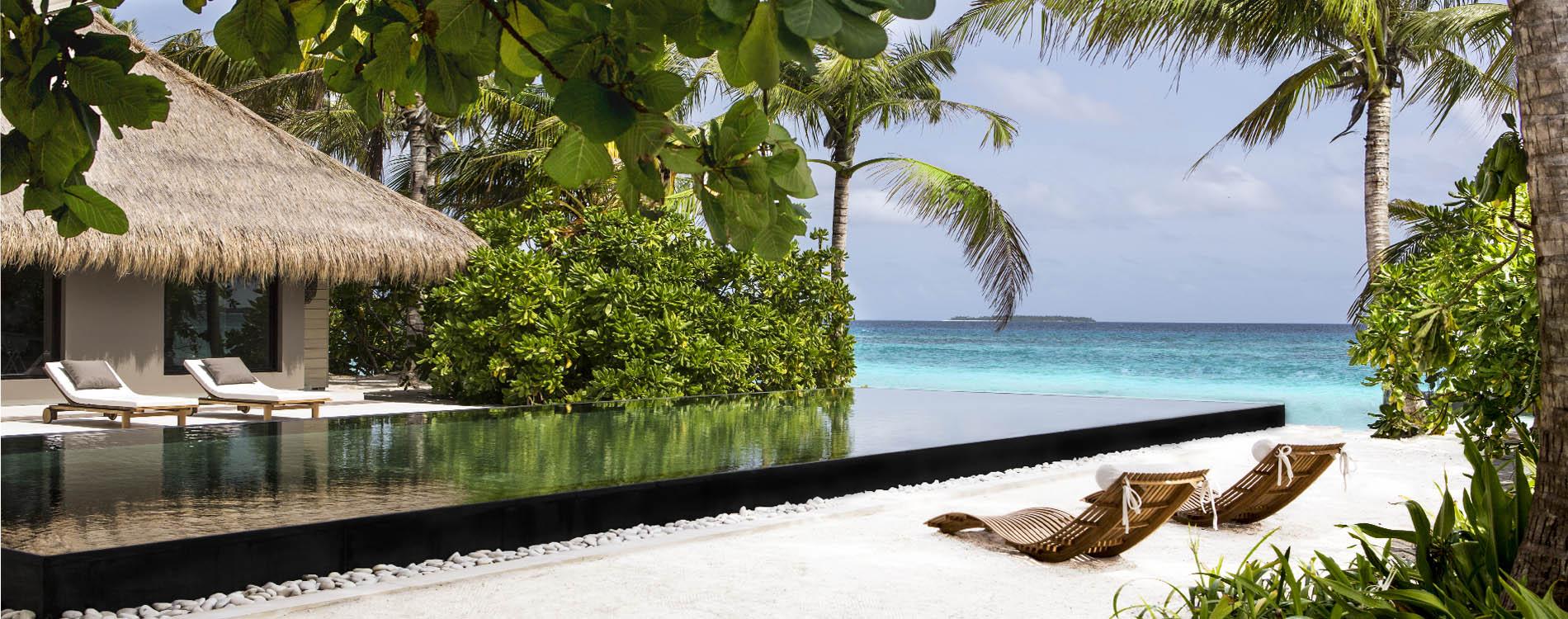 Cheval Blanc Randheli, calma y lujo en las Maldivas