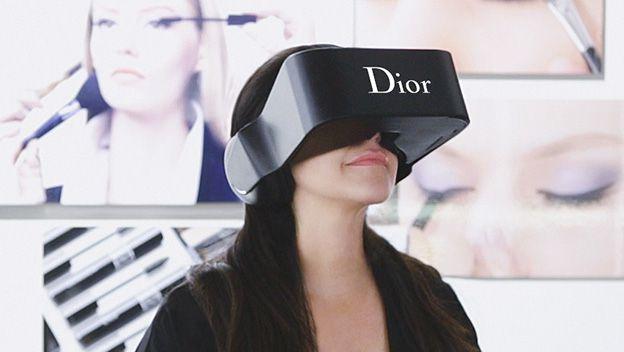Asistir a una pasarela virtual es posible de la mano de Dior