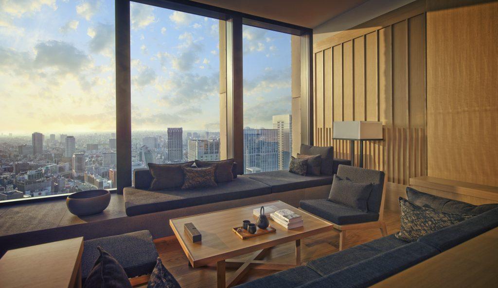 suite hotel aman tokyo The Luxury Trends