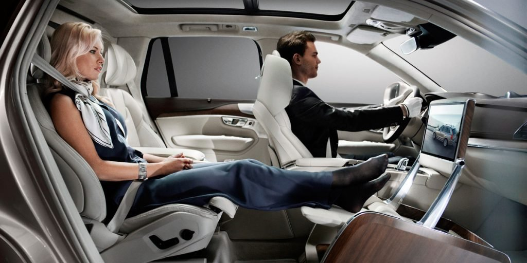 volvo lounge The Luxury Trends