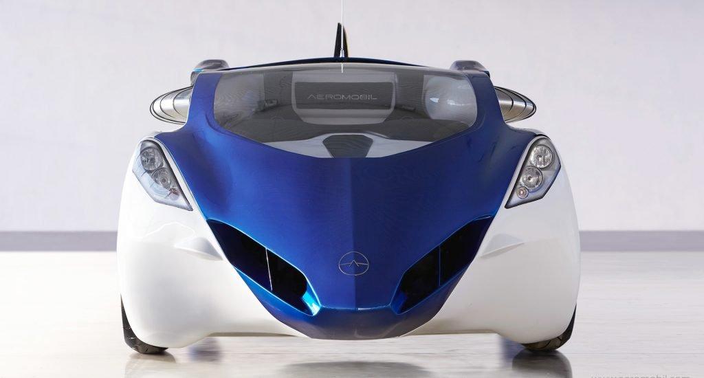Aeromobil 3.0 The Luxury Trends