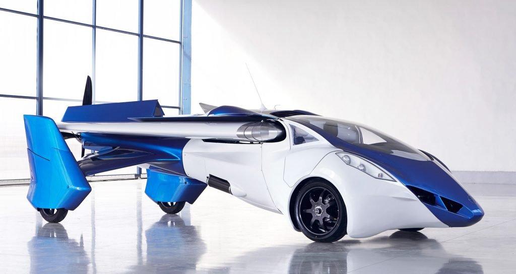 Aeromobil The Luxury Trends