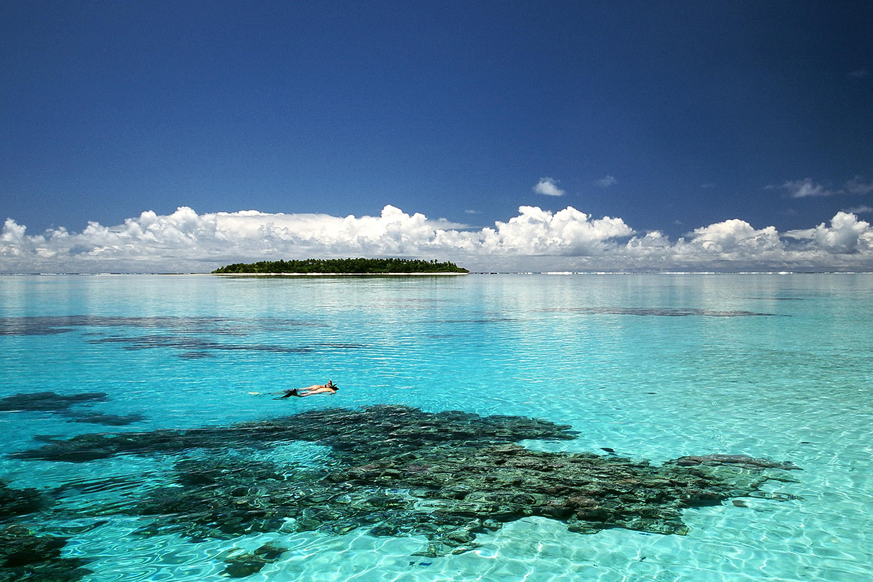 Aitutaki, el paraíso desconocido