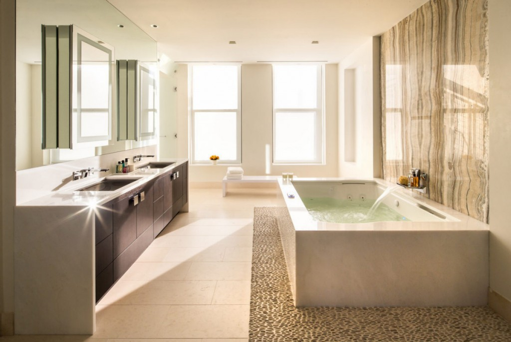 Baño Penthouse The Luxury Trends