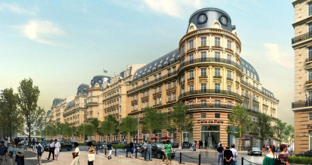 Baku Street The Luxury Trends