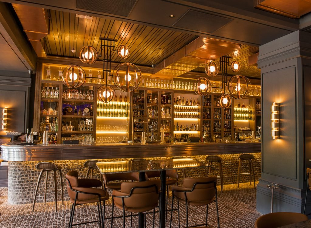 Barra Tatel Madrid The Luxury Trends