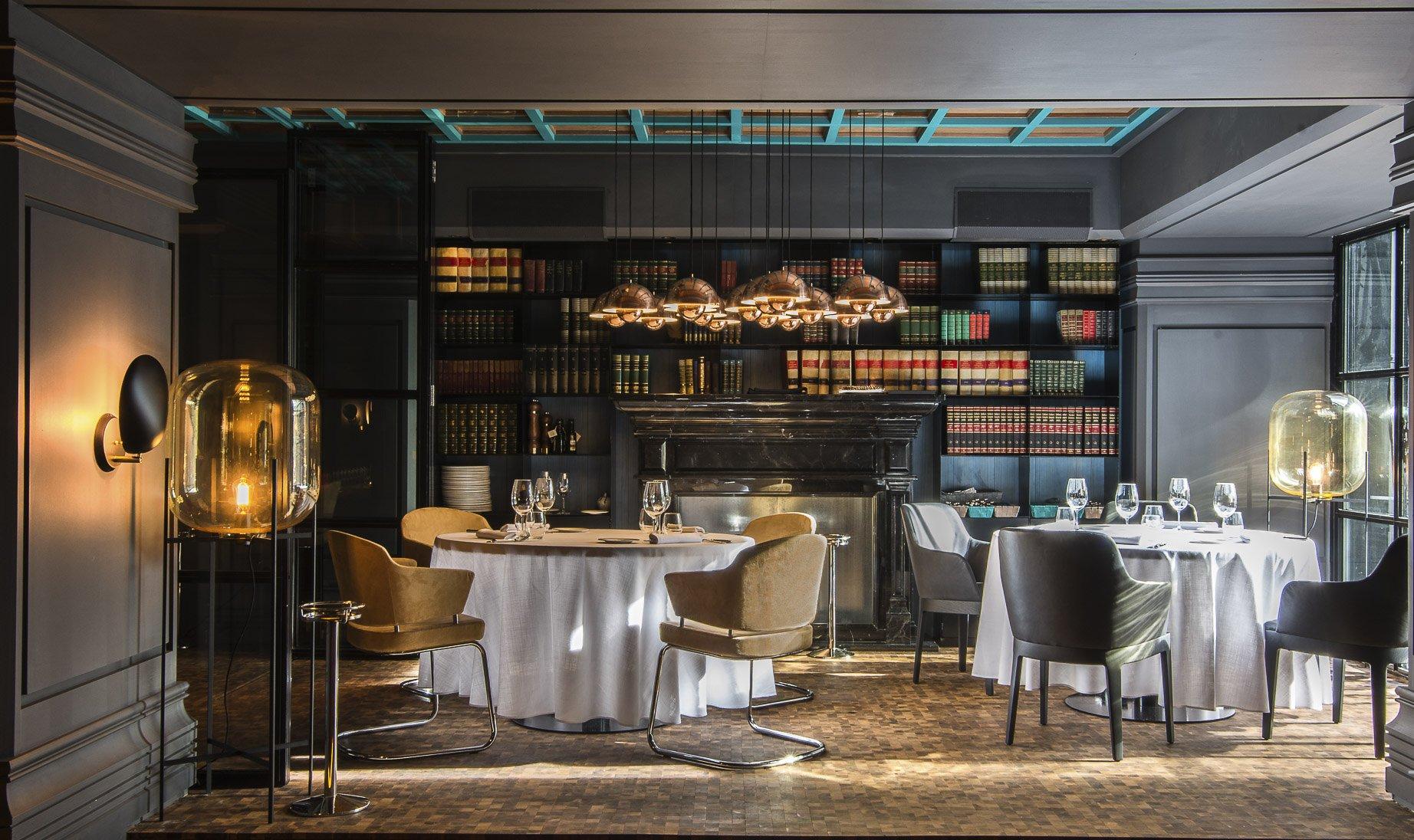 Nadal, Iglesias y Gasol, socios de lujo del restaurante Tatel Madrid.