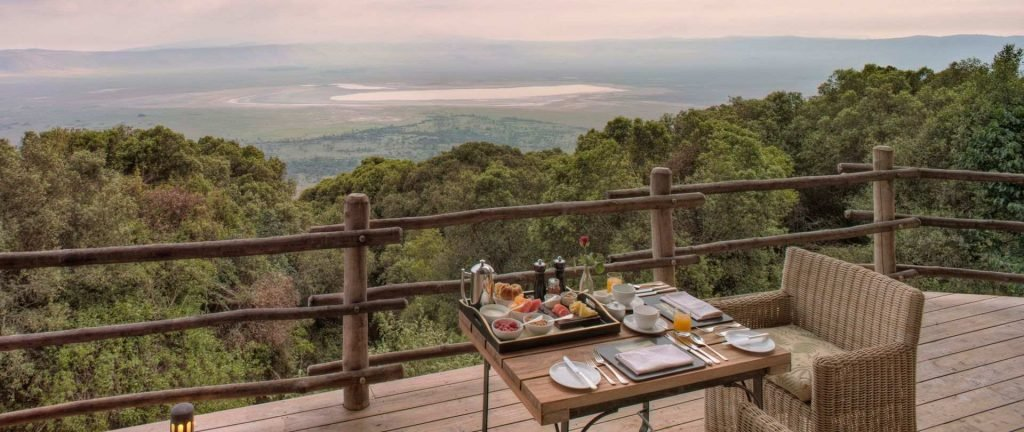 Ngorongoro Crater Lodge The Luxury Trends