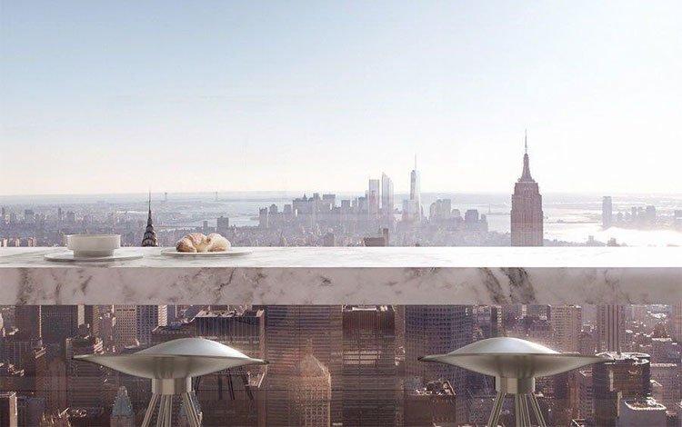 Nueva York a los pies de un multimillonario saudí