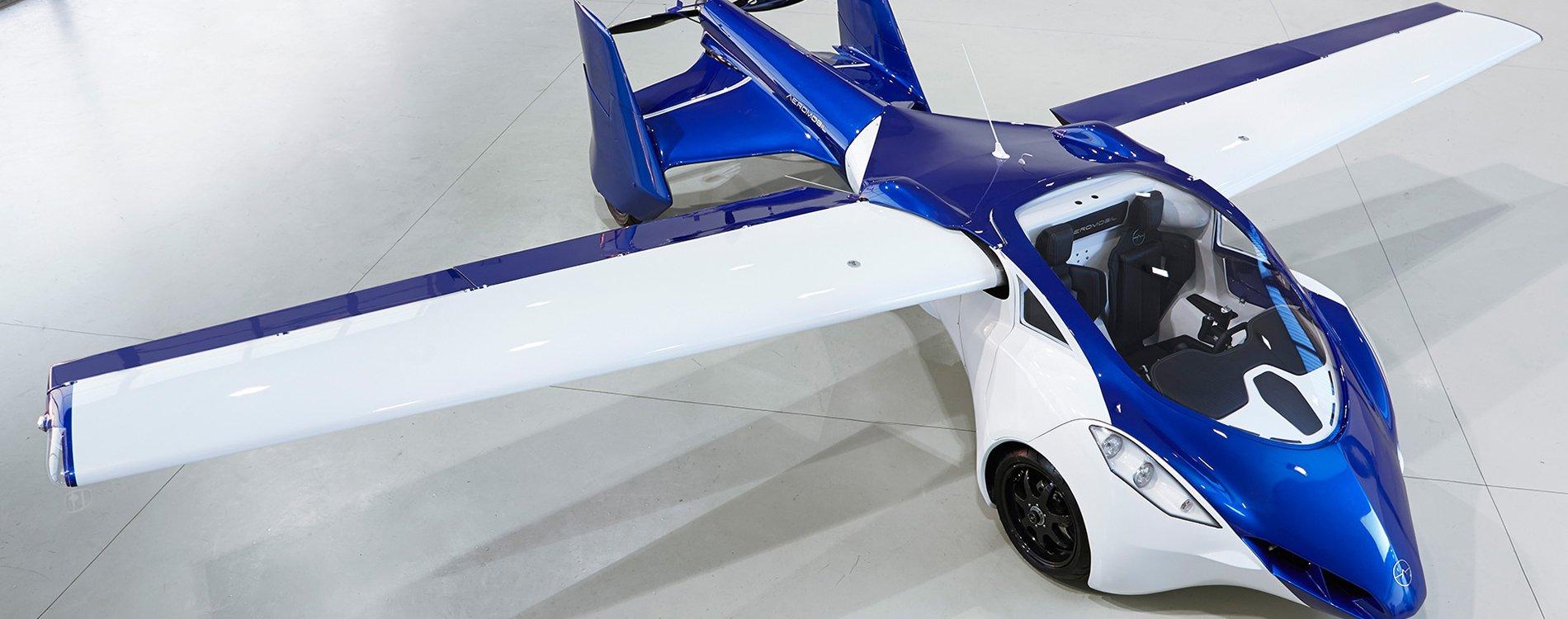 AeroMobil 3.0, del asfalto al cielo