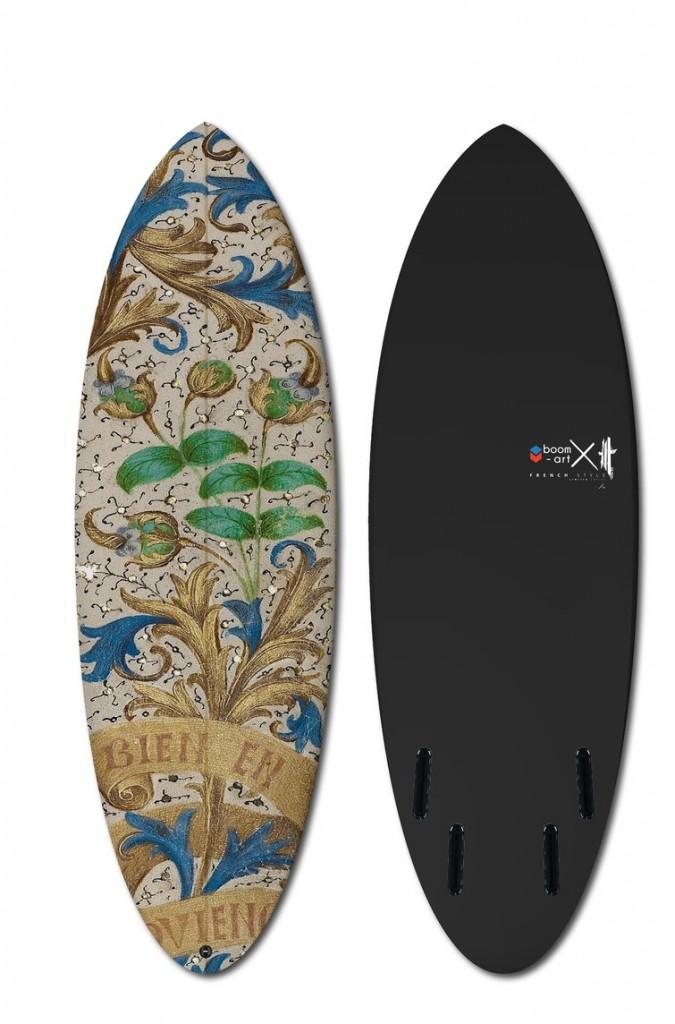 Tabla Surf The Luxury Trends