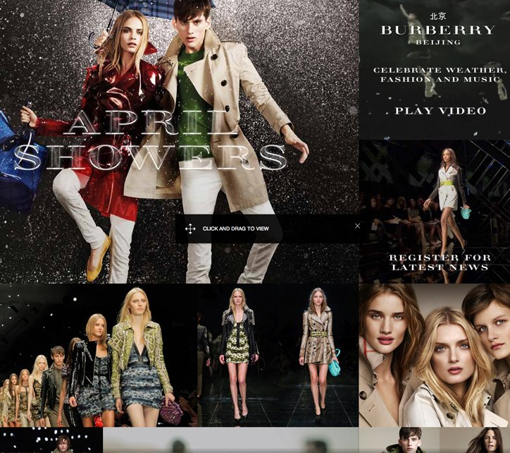 Burberry The Luxury Trends