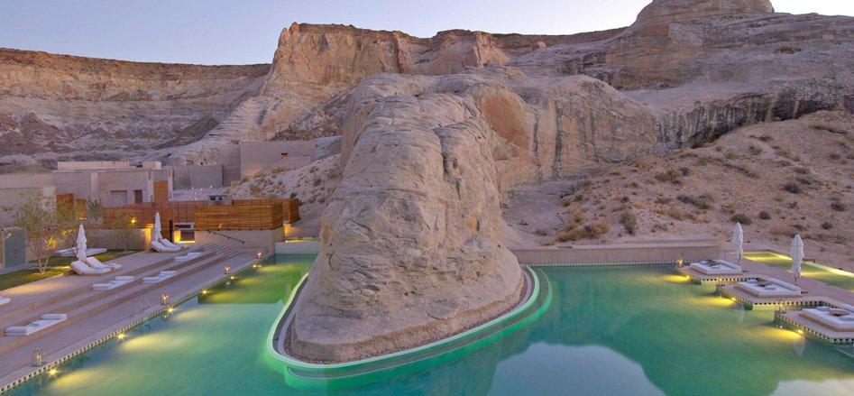 Amangiri Resort, Utah The Luxury Trends