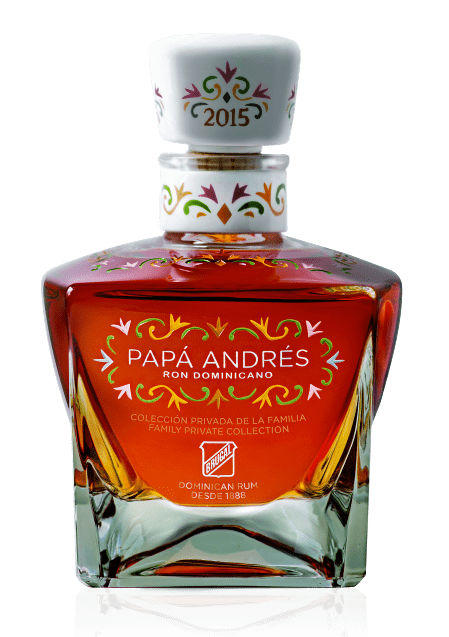 Botella Papa Andres The Luxury Trends