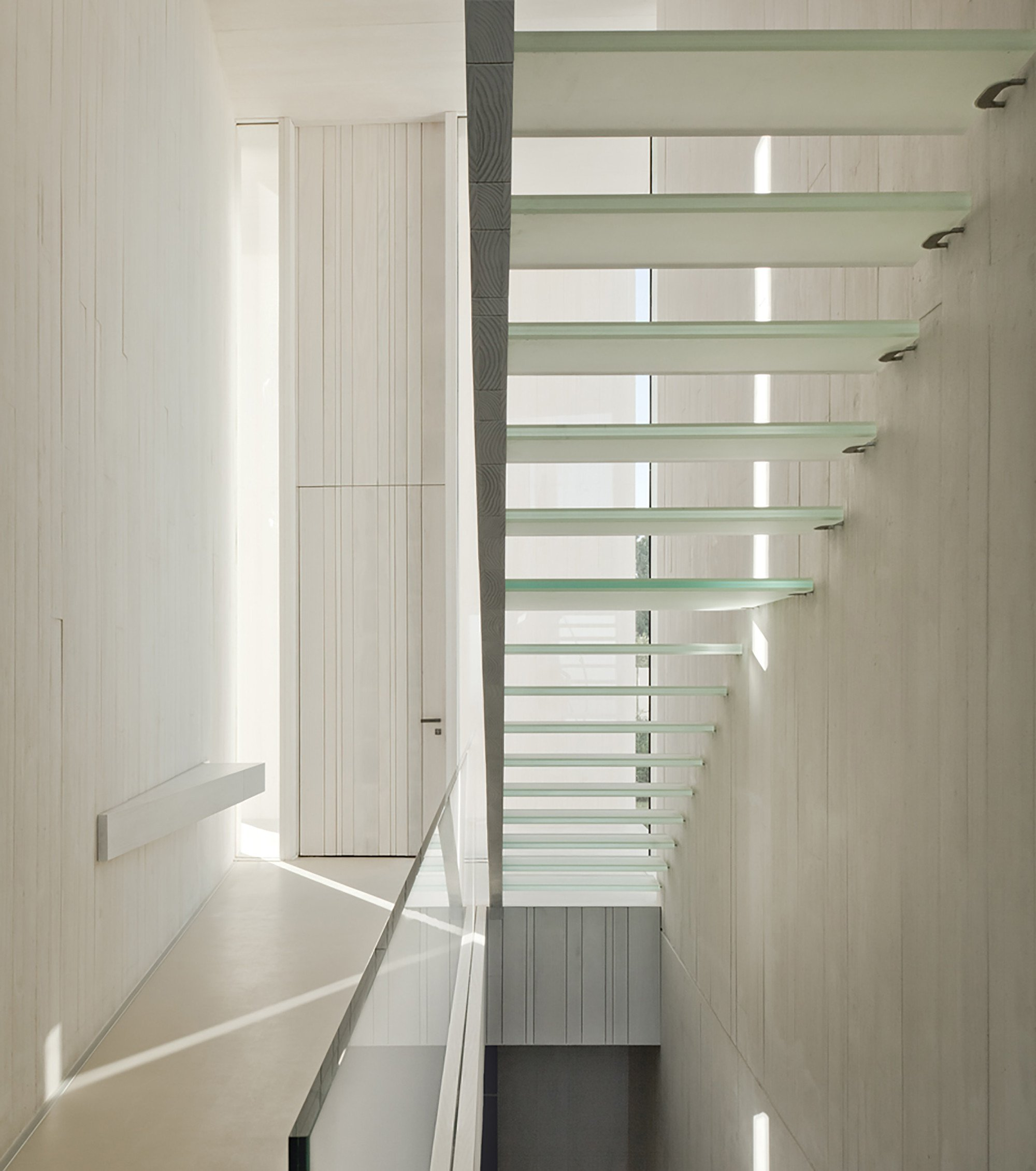 Escaleras Casa Sardinera The Luxury Trends