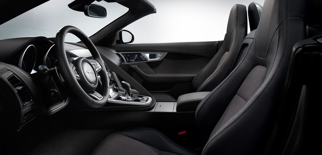 Interior Jaguar F Type The Luxury Trends