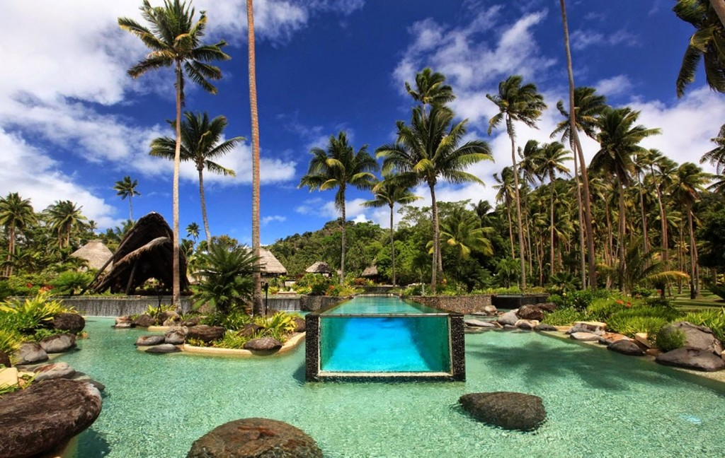 Laucala Island Resort, Fiji The Luxury Trends