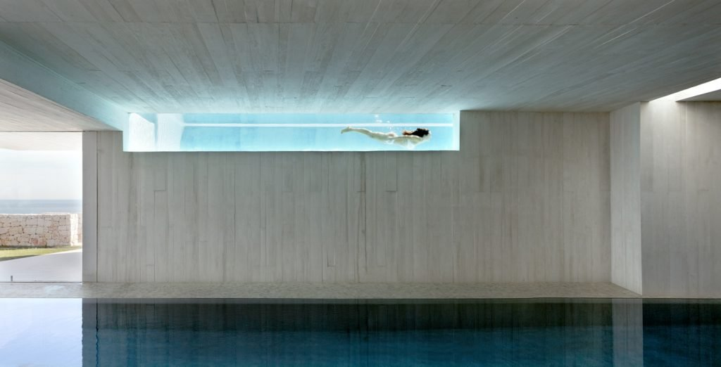 Piscina Casa Sardinera The Luxury Trends
