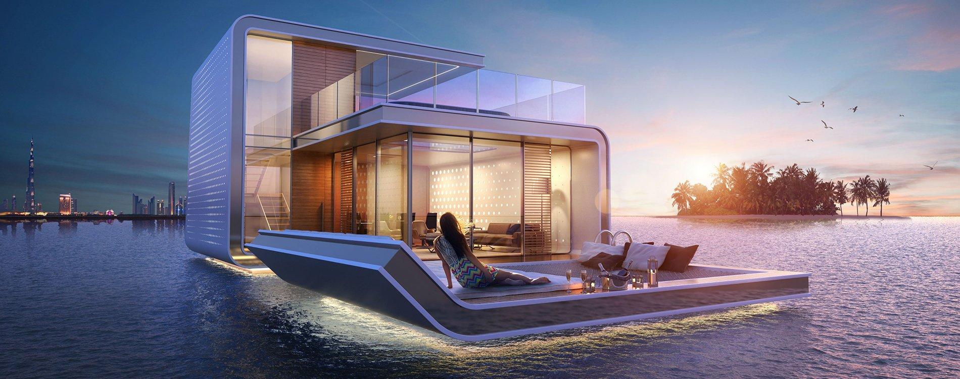 Una casa bajo el mar