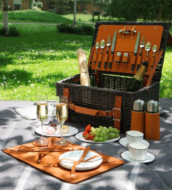 ¿Preparado para el picnic?