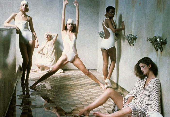 Deborah Turbeville the luxury trends