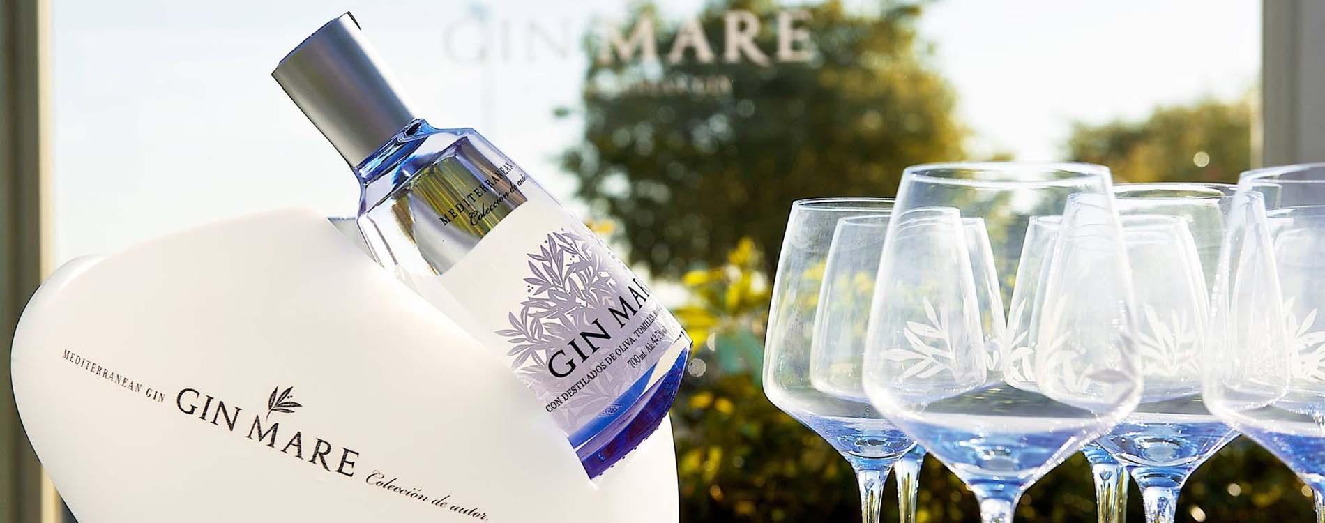 Gin Mare presenta su nueva coctelería 2015 de forma única