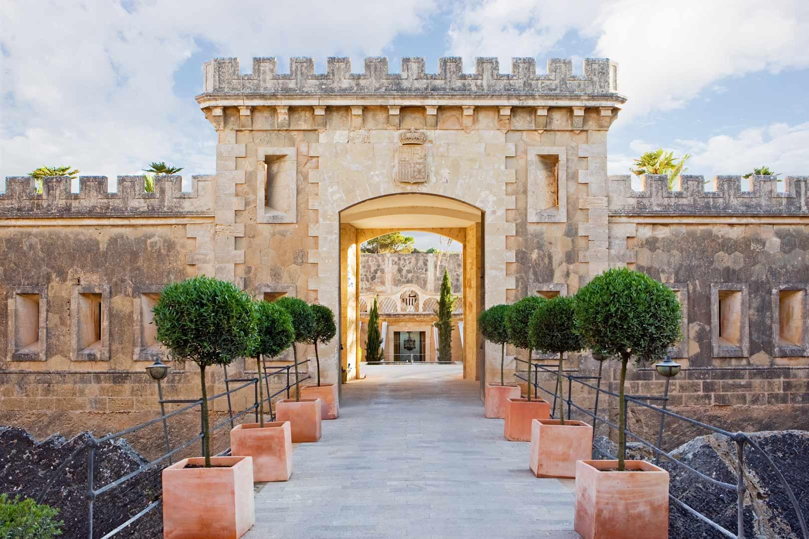 Hotel Cap Rocat de Mallorca: descansar en una fortaleza