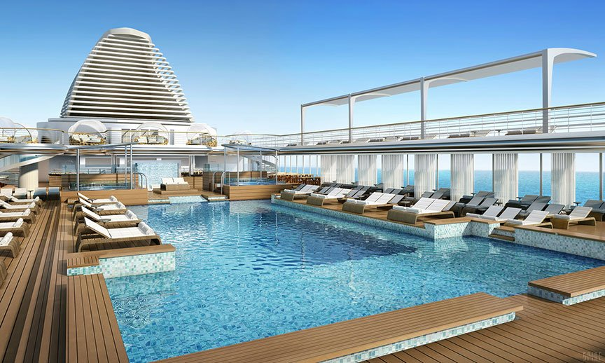 Seven Seas Pool The Luxury Trends